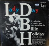 Виниловая пластинка, Billie Holiday, Lady day, CL637. https://vk.com/album102025323_242468968