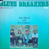 Виниловая пластинка, John Mayall s bluesbreakers, John Mayall with Eric Clapton, LS50009. https://vk.com/album102025323_242468968