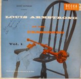 Виниловая пластинка, Louis Armstrong, At the crescendo.https://vk.com/album102025323_242468968
